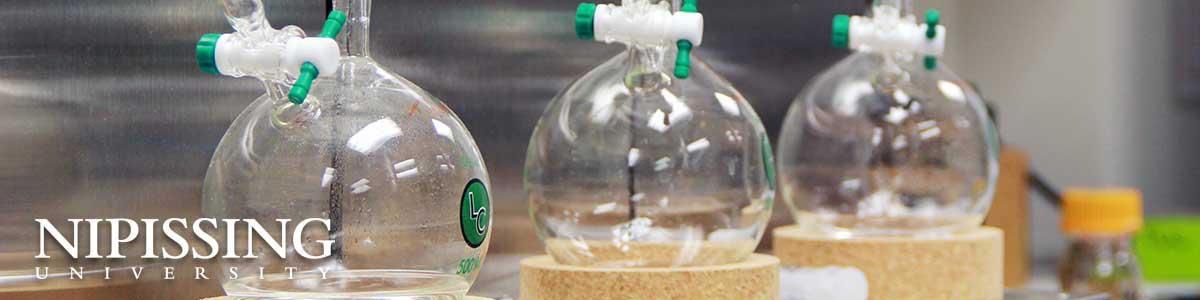 Decorative - lab equipment